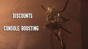 Overwatch boosting service